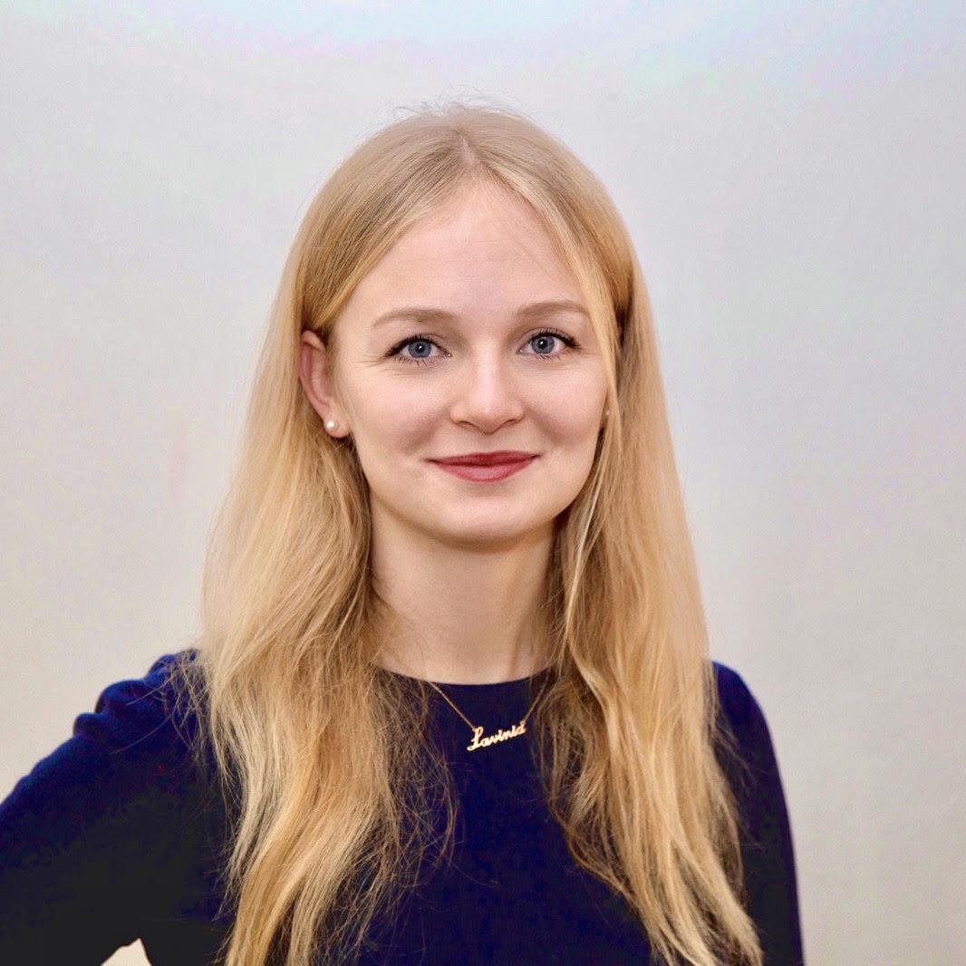 Lavinia Kristin Svae